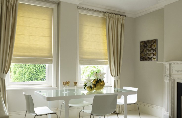 How To Match Curtains With Blinds Shades Blinds